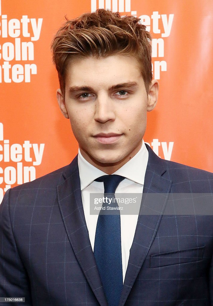 Actor <a gi-track='captionPersonalityLinkClicked' href=/galleries/search?phrase=Nolan+Gerard+Funk&family=editorial&specificpeople=5626391 ng-click='$event.stopPropagation()'>Nolan Gerard Funk</a> attends a screening of 'The Canyon' presented by Film Society of Lincoln Center at The Film Society of Lincoln Center, Walter Reade Theatre on July 29, 2013 in New York City.