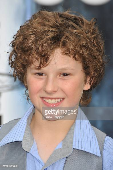 Actor Nolan Gould arrives at the Premiere of Paramount Pictures' 'Super 8' held at the Regency Village Theater in Westwood