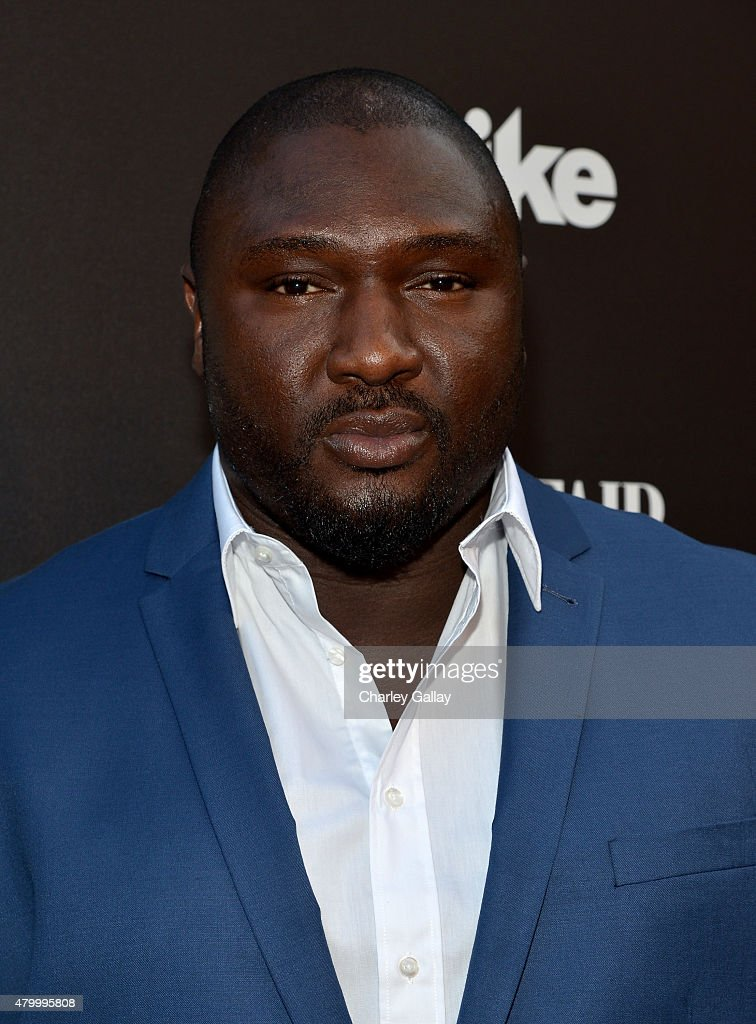 nonso anozie family