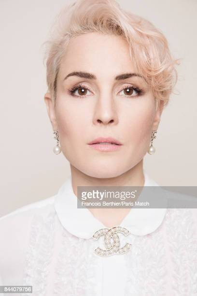 Actor Noomi Rapace is photographed for Paris Match on June 20 2017 in Paris France