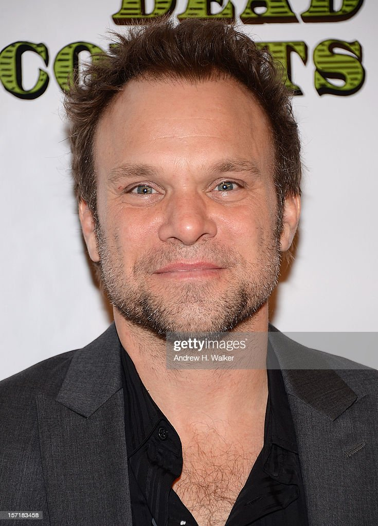Actor <a gi-track='captionPersonalityLinkClicked' href=/galleries/search?phrase=Norbert+Leo+Butz&family=editorial&specificpeople=206859 ng-click='$event.stopPropagation()'>Norbert Leo Butz</a> attends the 'Dead Accounts' Broadway opening night after party at Gotham Hall on November 29, 2012 in New York City.