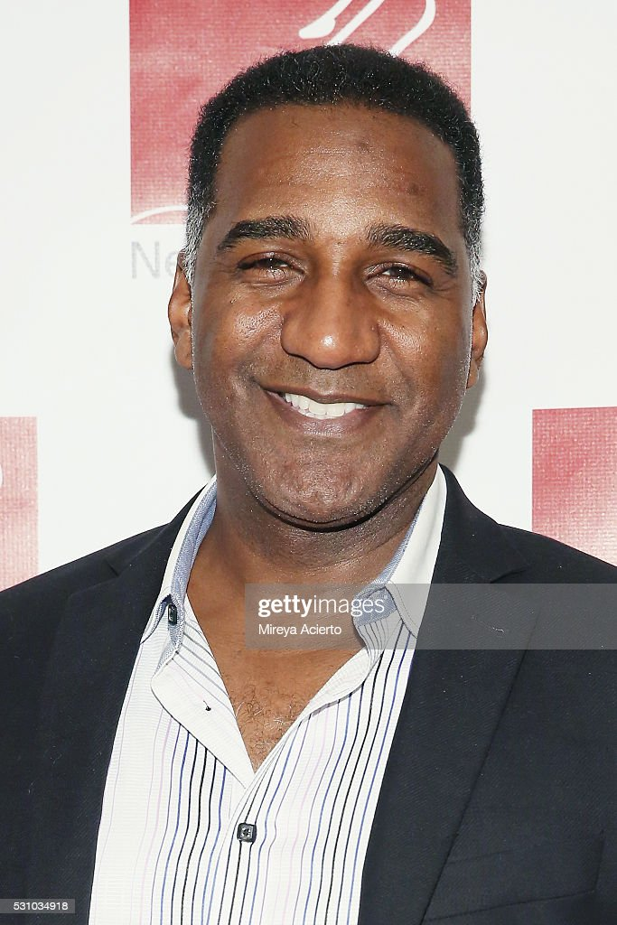 Actor Norm Lewis attends the 67th Annual New Dramatists Spring Luncheon at Marriott Marquis Times Square on May 12, 2016 in New York City.