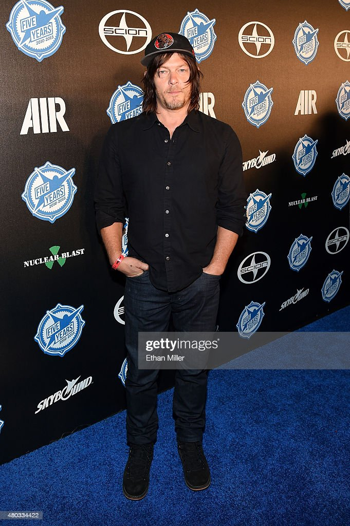 "Comic-Con International 2015 - Premiere Party For Skybound Entertainment's ""AIR"" - Arrivals"