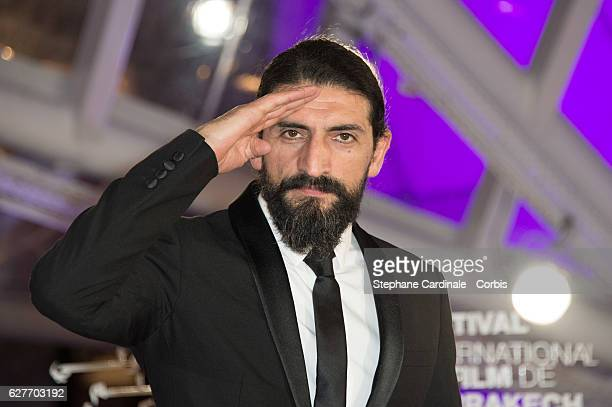 Actor Numan Acar attends the 16th Marrakech International Film Festival on December 4 2016 in Marrakech Morocco