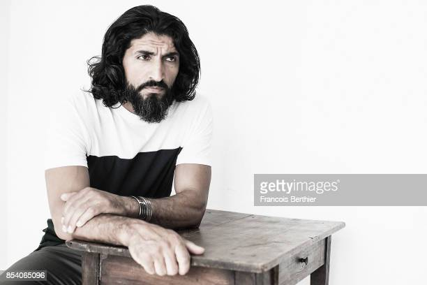 Actor Numan Acar is photographed on June 25 2017 in Paris France