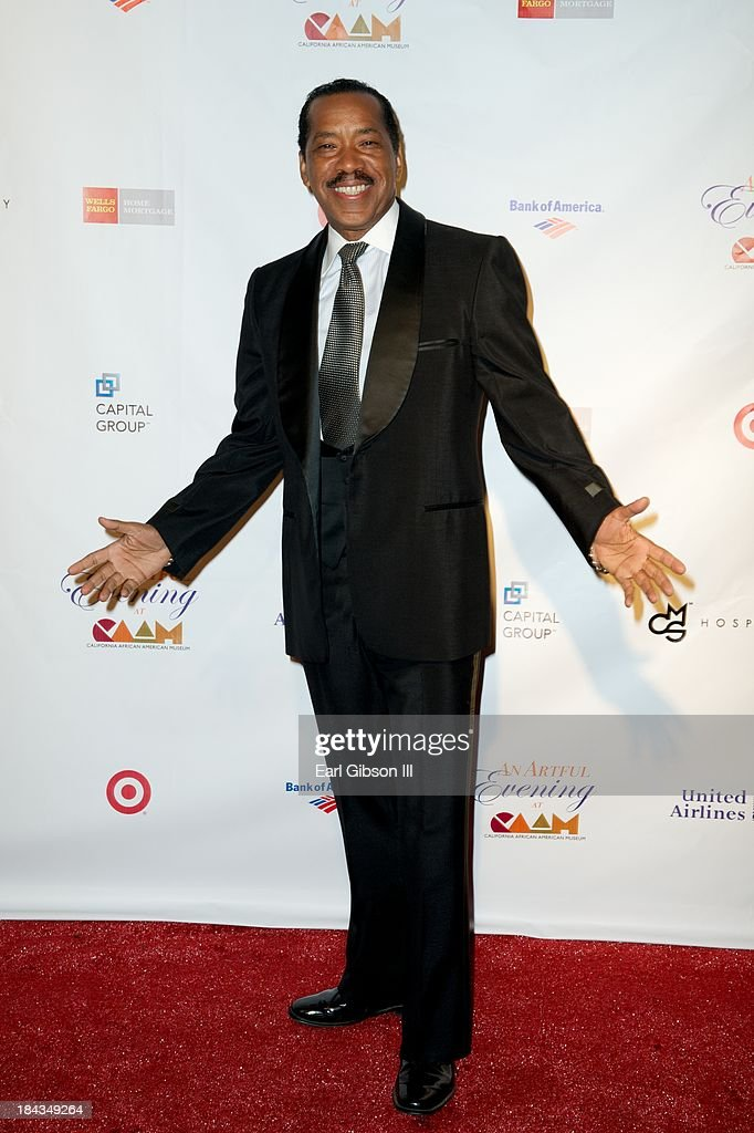 Actor <a gi-track='captionPersonalityLinkClicked' href=/galleries/search?phrase=Obba+Babatunde&family=editorial&specificpeople=225114 ng-click='$event.stopPropagation()'>Obba Babatunde</a> attends 'An Artful Evening At CAAM' Gala at the California African American Museum on October 12, 2013 in Los Angeles, California.