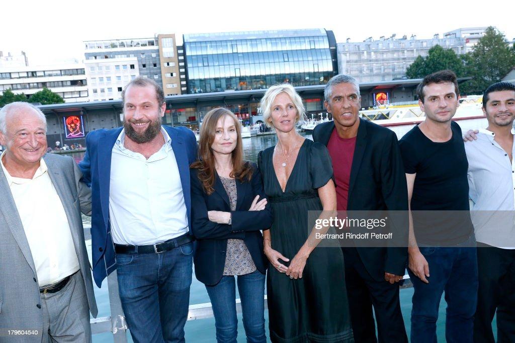 'Tip Top' Paris Premiere At MK2 Quai De Seine In Paris