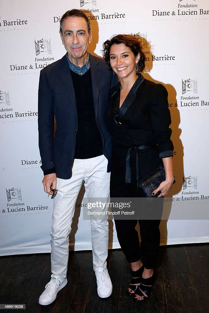 Premiere of 'Les Chateaux de Sable'  Laureat Du Prix Cinema 2015 - Fondation Diane and Lucien Barriere