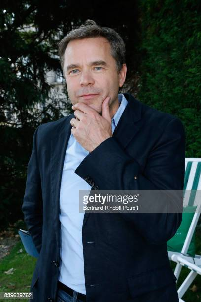 Actor of the movie 'Coexister' Guillaume de Tonquedec attends the 10th Angouleme FrenchSpeaking Film Festival Day Five on August 26 2017 in Angouleme...
