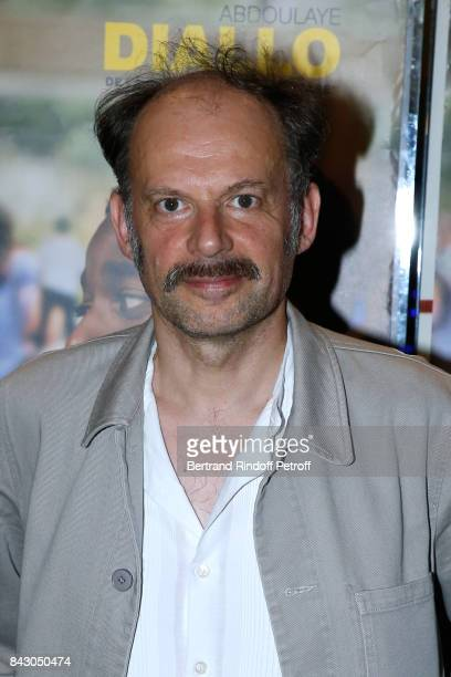 Actor of the movie Denis Podalydes attends the 'Les grands Esprits' Paris Premiere at UGC Cine Cite des Halles on September 5 2017 in Paris France