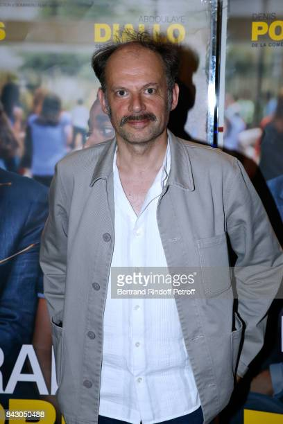 Actor of the movie Denis Podalydes attends the 'Les grands Esprits' Paris Premiere at UGC Cine Cite des Halles on September 5 2017 in Paris France