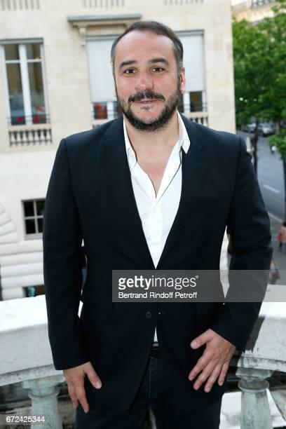 Actor of the movie FrancoisXavier Demaison attends the 'Jour J' Paris movie Premiere on April 24 2017 in Paris France