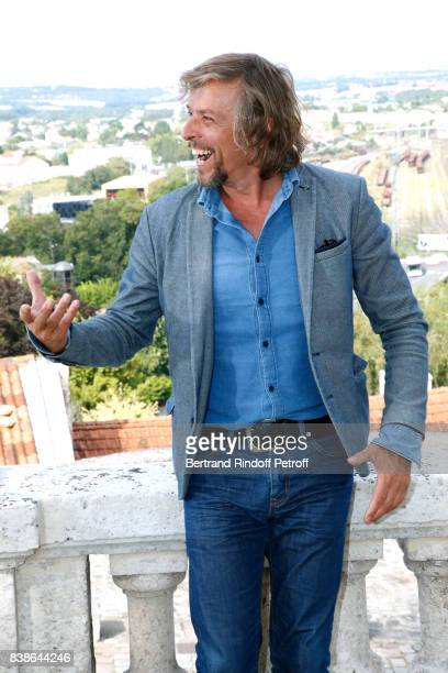 Actor of the movie 'Le rire de ma mere' Pascal Demolon attends the 10th Angouleme FrenchSpeaking Film Festival Day Three on August 24 2017 in...