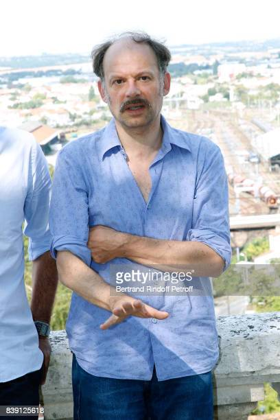 Actor of the movie 'Les grands esprits' Denis Podalydes attends the 10th Angouleme FrenchSpeaking Film Festival Day Four on August 25 2017 in...