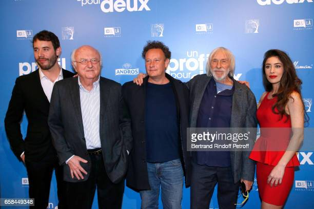 Actor of the movie Yaniss Lespert Composer of the music of the movie Vladimir Cosma Director of the movie Stephane Robelin actors of the movie Pierre...