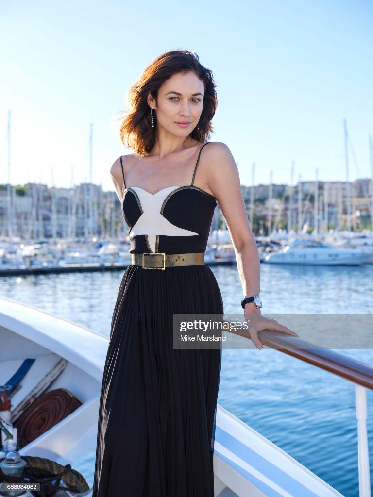 Actor Olga Kurylenko is photographed on May 20, 2017 in Cannes, France.