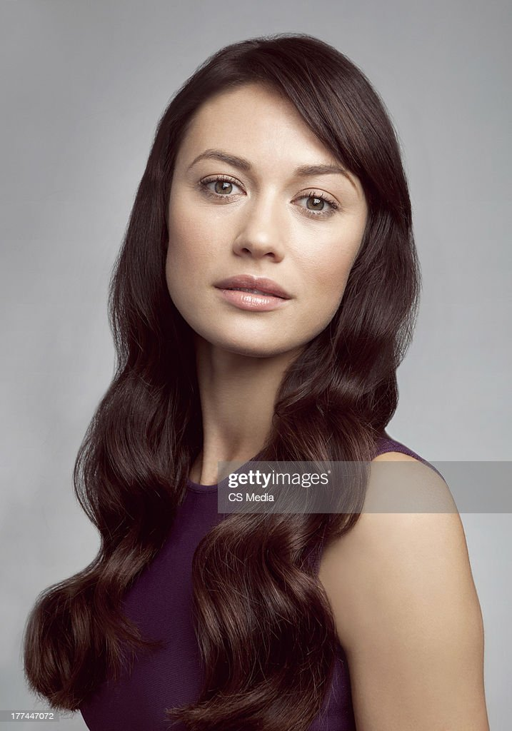 Olga Kurylenko, Portrait shoot, September 11, 2012 | Getty Images