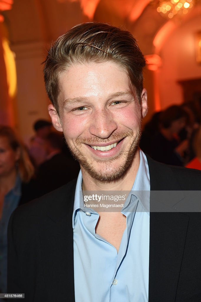 Actor Oliver Bender attends the Bavaria Reception during the Munich Film Festival 2014 on July 1, 2014 in Munich, Germany.
