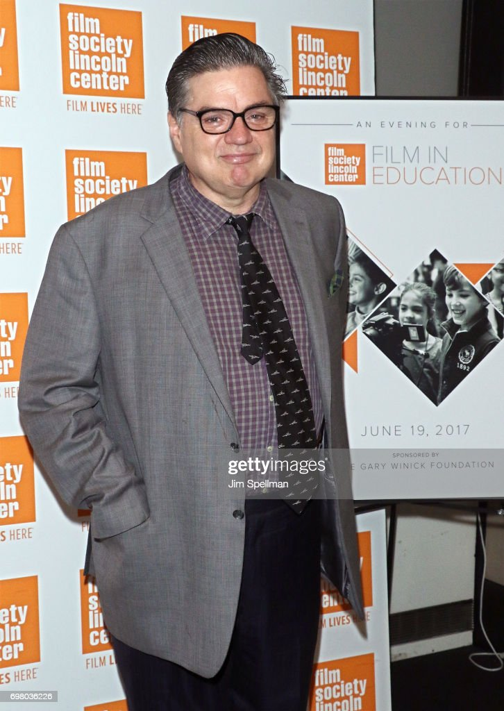 Actor Oliver Platt attends An Evening For Film In Education hosted by the The Film Society of Lincoln Center at Walter Reade Theater on June 19, 2017 in New York City.