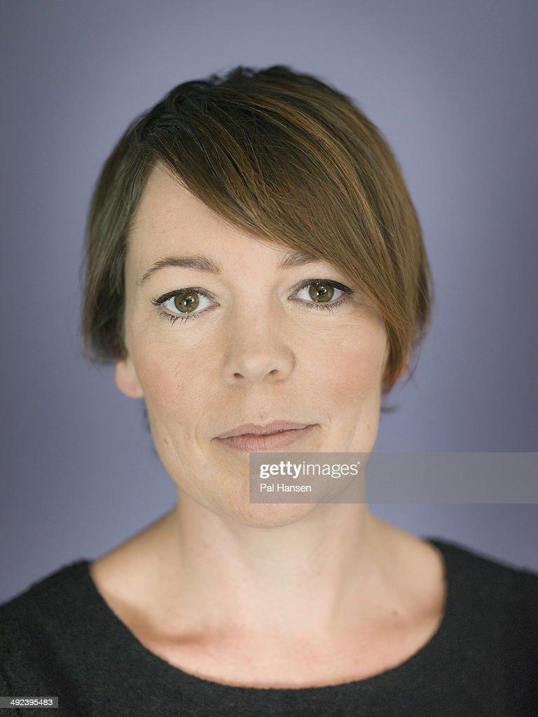 Olivia Colman, Observer UK, December 8, 2013