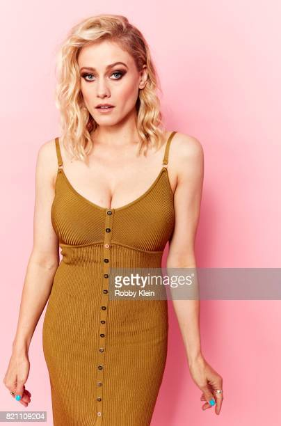 Actor Olivia Dudley from Syfy's 'The Magicians' poses for a portrait during ComicCon 2017 at Hard Rock Hotel San Diego on July 22 2017 in San Diego...