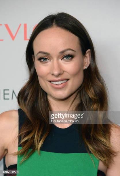 Actor Olivia Wilde attends Sony Pictures Classics' 'Third Person' screening hosted by The Cinema Society and Revlon at Landmark Sunshine Cinema on...