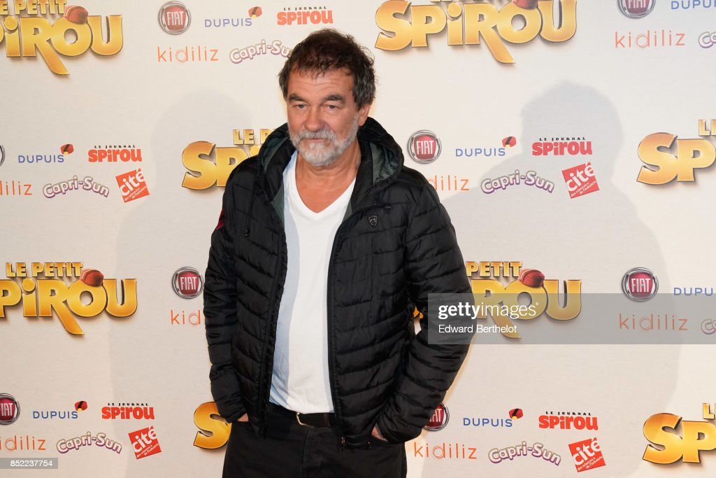"""Le Petit Spirou"" Paris Premiere At Le Grand Rex"