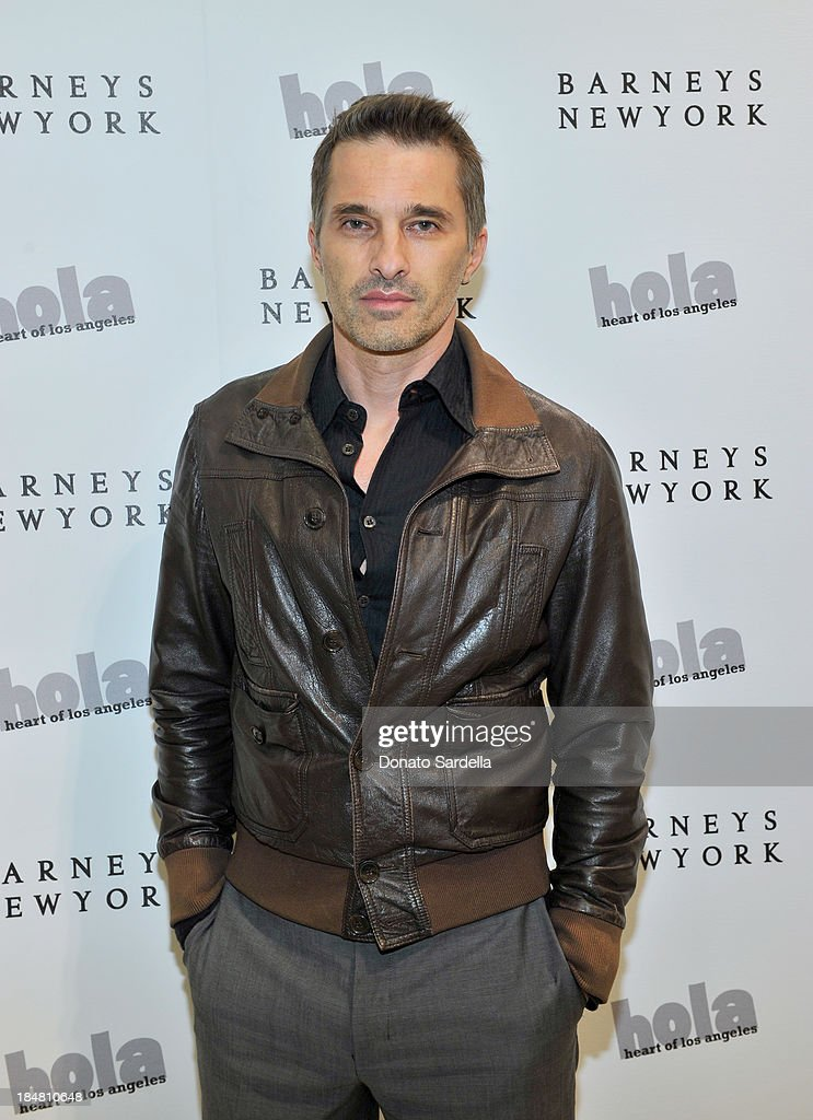 Actor <a gi-track='captionPersonalityLinkClicked' href=/galleries/search?phrase=Olivier+Martinez&family=editorial&specificpeople=213013 ng-click='$event.stopPropagation()'>Olivier Martinez</a> attends a cocktail event in support of