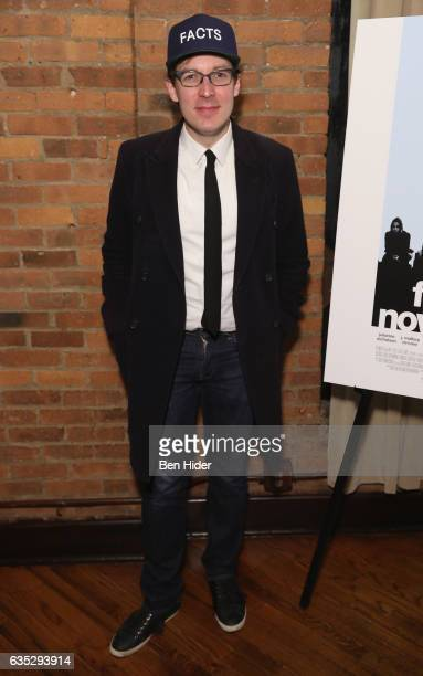 Actor Olli Haaskivi attends the Special Screening Of FilmRise's 'From Nowhere' at Tribeca Screening Room on February 13 2017 in New York City
