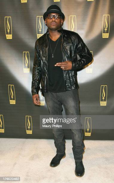 Actor Omar Epps arrives at the Sinlesslife web and jewelry collection launch party at Falcon Restaurant on October 9 2011 in Hollywood California