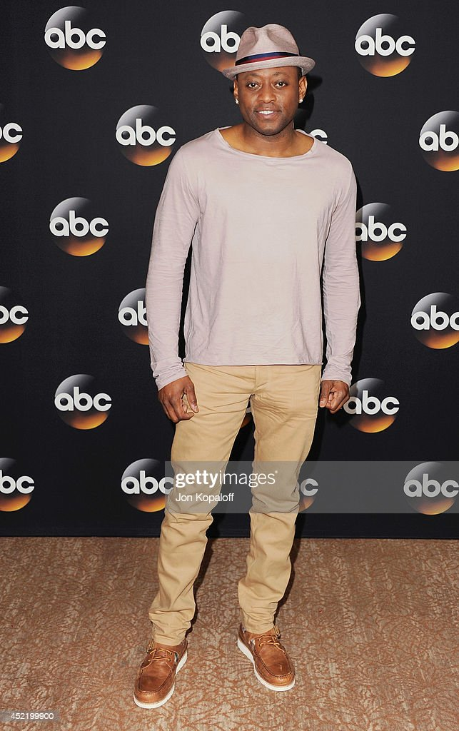 Actor <a gi-track='captionPersonalityLinkClicked' href=/galleries/search?phrase=Omar+Epps&family=editorial&specificpeople=215460 ng-click='$event.stopPropagation()'>Omar Epps</a> arrives the Disney|ABC Television Group 2014 Television Critics Association Summer Press Tour at The Beverly Hilton Hotel on July 15, 2014 in Beverly Hills, California.