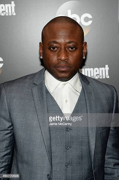 Actor Omar Epps attends the Entertainment Weekly ABC Upfronts Party at Toro on May 13 2014 in New York City
