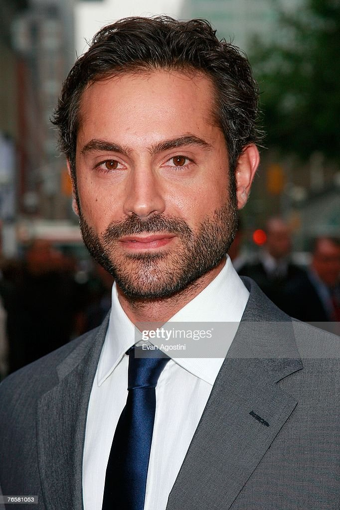 Actor Omar Metwally arrives at the 'Rendition' World Premiere screening during the Toronto International Film Festival 2007 held at the Roy Thomson Hall on September 7, 2007 in Toronto, Canada.