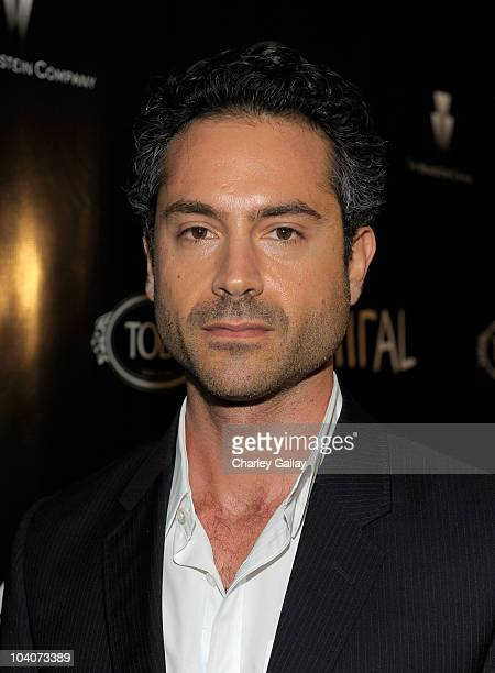 Actor Omar Metwally attends The Weinstein and Alliance Pictures Party for 'Miral' hosted by TOD'S held at the Art Gallery of Toronto during the 2010...