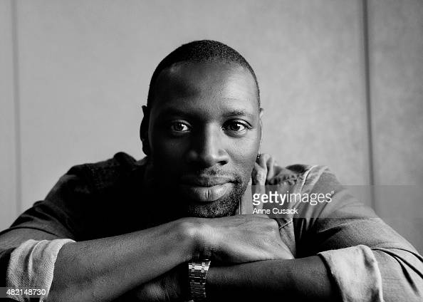 Actor Omar Sy is photographed for Los Angeles Times on July 19 2015 in Beverly Hills California PUBLISHED IMAGE CREDIT MUST READ Anne Cusack/Los...