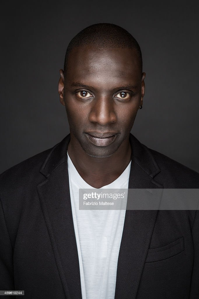Omar Sy, Studio Cine Live, September 2014