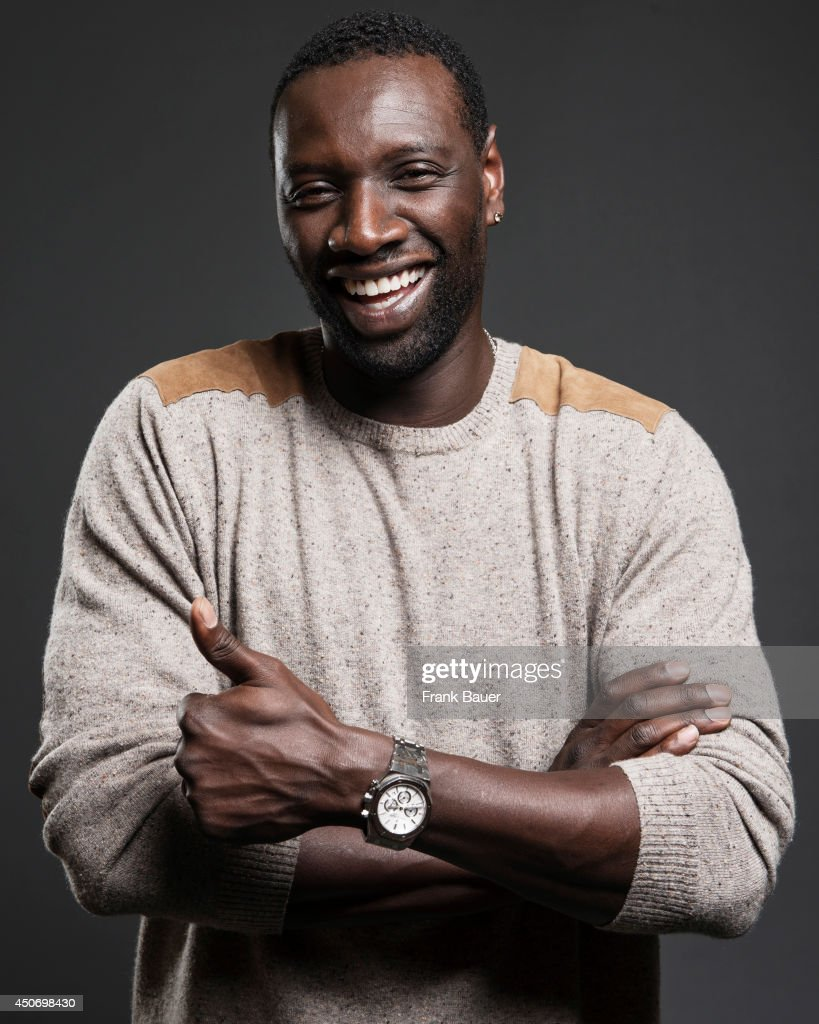 Omar Sy, SZ magazin Germany, April 8, 2013