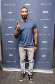 Actor Omari Hardwick attends a screening of 'Queen Sugar' at Theaters at Canal Place on July 1 2016 in New Orleans Louisiana