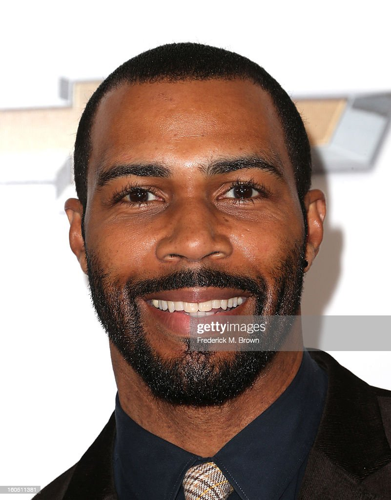 Actor Omari Hardwick attends the 44th NAACP Image Awards at The Shrine Auditorium on February 1, 2013 in Los Angeles, California.