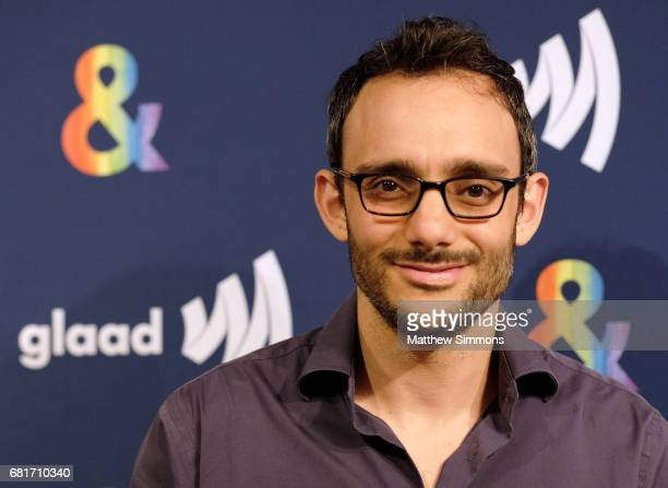 Actor Omid Abtahi attends STARZ's Presents A Special Screening Of 'American Gods' In Partnership With GLAAD at The Paley Center for Media on May 10...