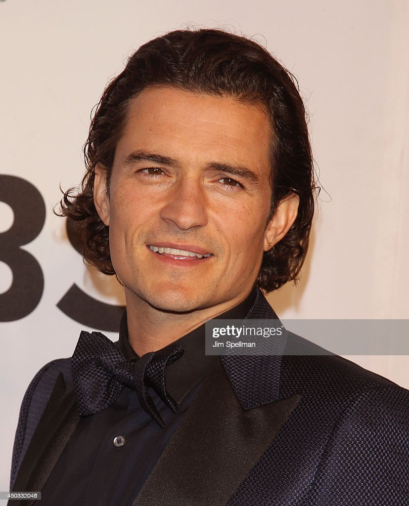 Actor <a gi-track='captionPersonalityLinkClicked' href=/galleries/search?phrase=Orlando+Bloom&family=editorial&specificpeople=202520 ng-click='$event.stopPropagation()'>Orlando Bloom</a> attends American Theatre Wing's 68th Annual Tony Awards at Radio City Music Hall on June 8, 2014 in New York City.