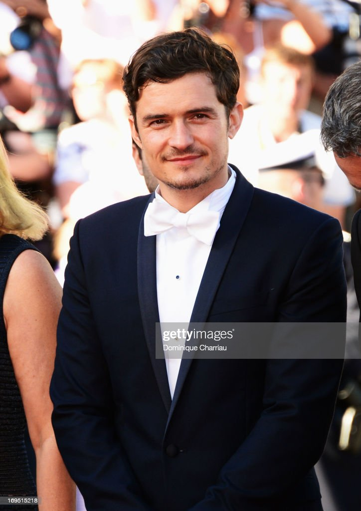 Actor <a gi-track='captionPersonalityLinkClicked' href=/galleries/search?phrase=Orlando+Bloom&family=editorial&specificpeople=202520 ng-click='$event.stopPropagation()'>Orlando Bloom</a> attends the Premiere of 'Zulu' and the Closing Ceremony of The 66th Annual Cannes Film Festival at Palais des Festivals on May 26, 2013 in Cannes, France.