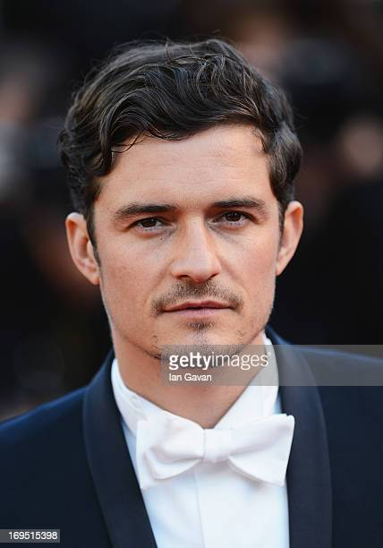 Actor Orlando Bloom attends the 'Zulu' Premiere and Closing Ceremony during the 66th Annual Cannes Film Festival at the Palais des Festivals on May...