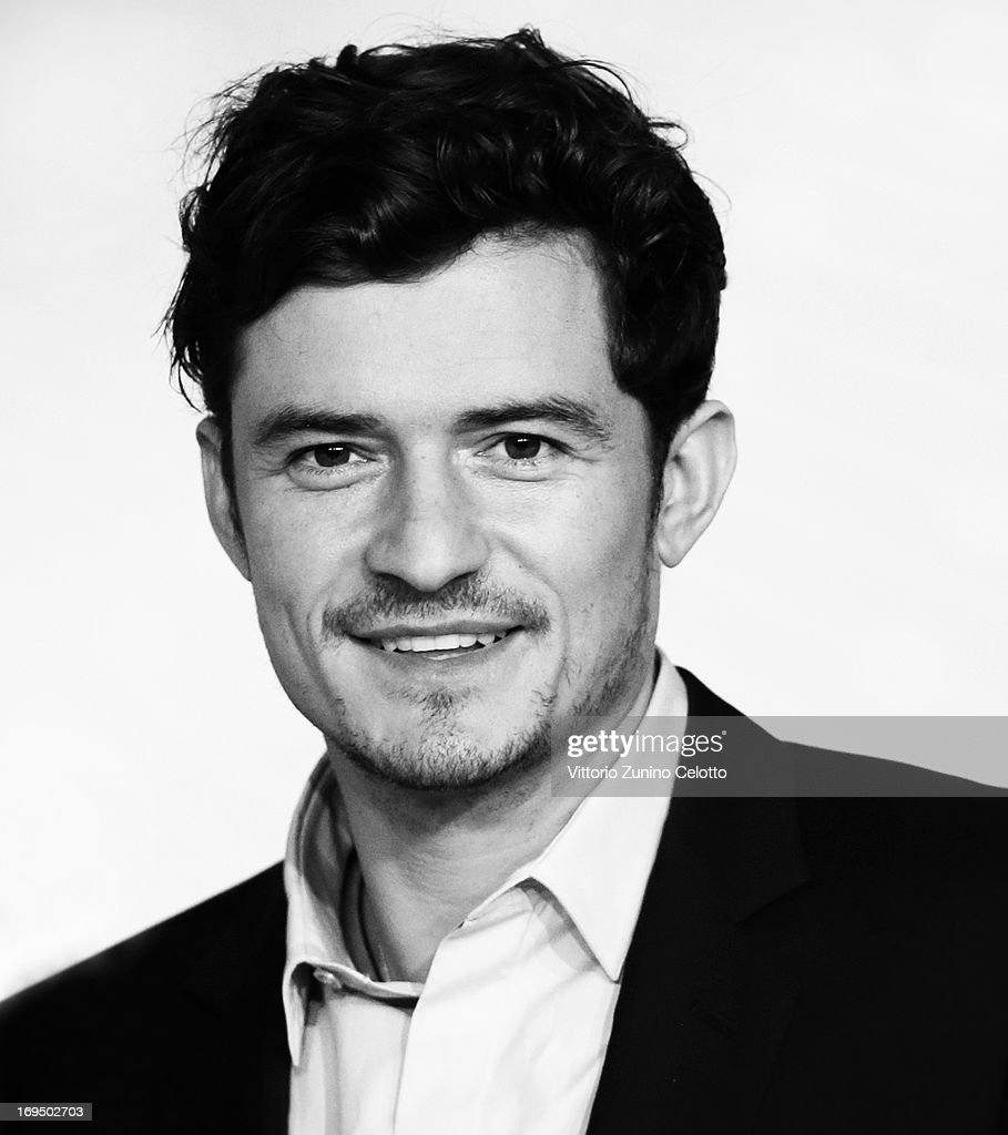 Actor Orlando Bloom attends the 'Zulu' Press Conference during the 66th Annual Cannes Film Festival on May 26, 2013 in Cannes, France.