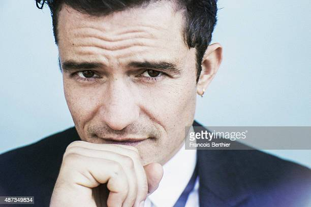Actor Orlando Bloom is photographed at the 41st Deauville American Film Festival on September 6 2015 in Deauville France