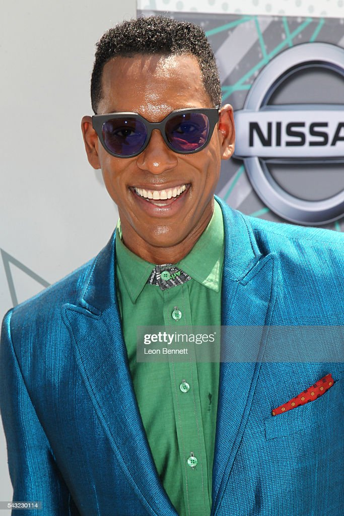 Actor <a gi-track='captionPersonalityLinkClicked' href=/galleries/search?phrase=Orlando+Jones&family=editorial&specificpeople=228483 ng-click='$event.stopPropagation()'>Orlando Jones</a> attends the Make A Wish VIP Experience at the 2016 BET Awards on June 26, 2016 in Los Angeles, California.