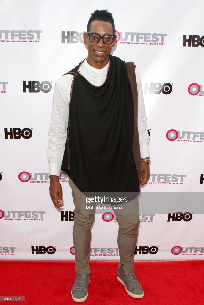 Actor Orlando Jones attends the opening night gala of 'God's Own Country' at the 2017 Outfest Los Angeles LGBT Film Festival at Orpheum Theatre on July 6, 2017 in Los Angeles, California.