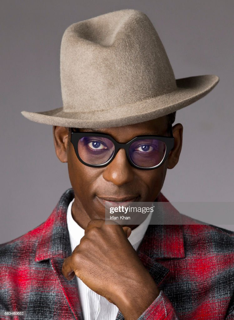 Actor Orlando Jones is photographed for Los Angeles Times on April 28, 2017 in Los Angeles, California. PUBLISHED IMAGE.
