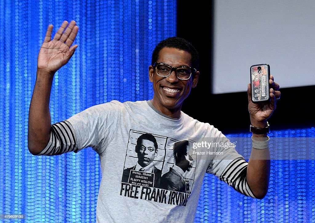 Actor Orlando Jones on stage at The Paley Center for Media's PaleyFest 2014 Honoring 'Sleepy Hollow' at Dolby Theatre on March 19, 2014 in Hollywood, California.