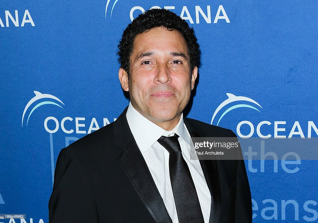 Actor <a gi-track='captionPersonalityLinkClicked' href=/galleries/search?phrase=Oscar+Nunez&family=editorial&specificpeople=851199 ng-click='$event.stopPropagation()'>Oscar Nunez</a> attends the Oceana Partners Award Gala at the Regent Beverly Wilshire Hotel on October 30, 2013 in Beverly Hills, California.